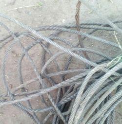 Çelik kablo