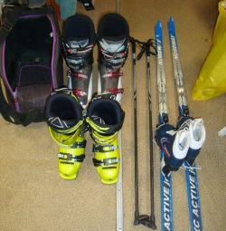 Balıkçı / Rossignol kayak botları