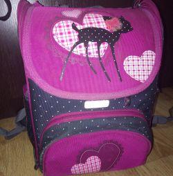 Orthopedic backpack (satchel)