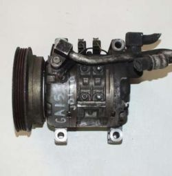 compresor de aer conditionat nissan ga15