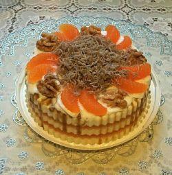 Тортик из мыла