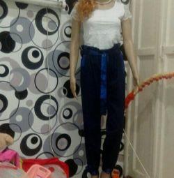 Παντελόνια μόδας 46-48