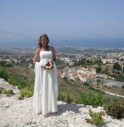 Rochie de mireasa in stil grecesc