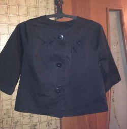 Jacket, maneca 3/4, dimensiune 48-50