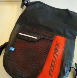 Travel bag vrd impermeable