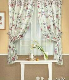 Provence curtains