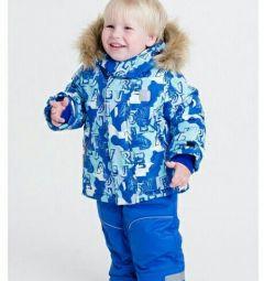 Зимний костюм 116-122