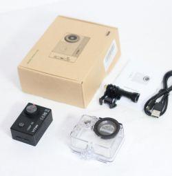 Delivery Action Camera Vtin Full HD 1350mAh Mo