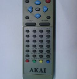 Remote akai RC-15C302