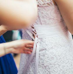 Selling wedding dress