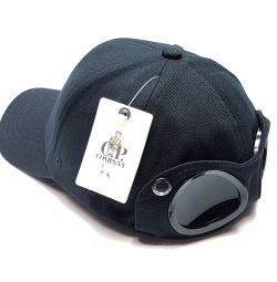 Καπέλο μπέιζμπολ CP (Μαύρο)