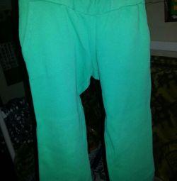 Pantaloni de lumina (noi)