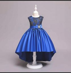 New ball gown with full skirt
