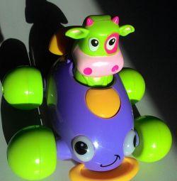 interactive cow