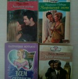 love and passion novels