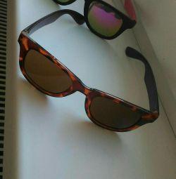 Γυαλιά ηλίου, νέα