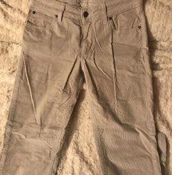 Вельветовые брюки новые Boomerang