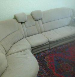 Cushioned furniture