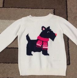 New Carter's Sweater