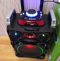 Bluetooth Karaoke Speaker RX-1010