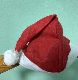 Άγιος Βασίλης καπέλο