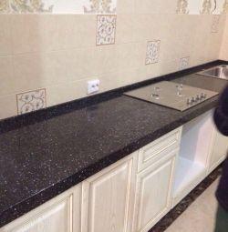 Artificial stone countertop