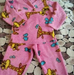 Pijamale Terry