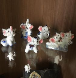 Porselen Filler Koleksiyonu