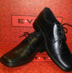 Παπούτσια για άνδρες 9-612Σ (ΔΙΑΣΤΑΣΕΙΣ: 40,41,42,43,44,45)