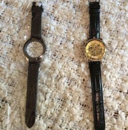 Watches for women and men