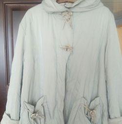 Куртка размер 58.