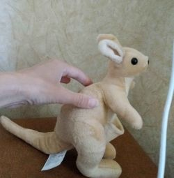 Kangaroo toy new