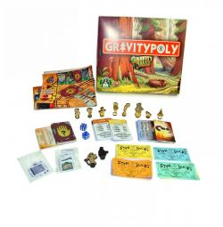 Board Game (Monopoly) Gravity Falls