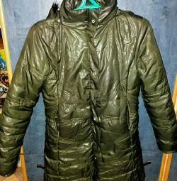 Χειμερινό σακάκι χειμώνα ζεστό 48 μέγεθος
