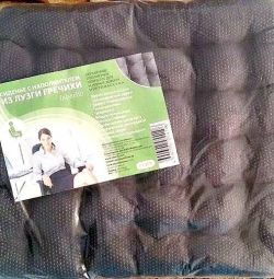 Μαξιλάρι με γεμιστήρα φλούδας φαγόπυρου