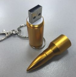 Flash card bullet