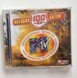 Music CD MTV Russia