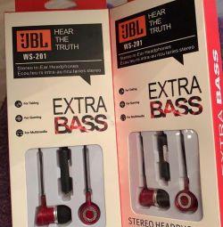 JBL ακουστικά ακραία