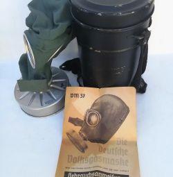 Masca de gaz. 3 Reich Set complet