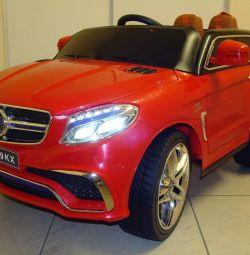 Електромобіль Mercedes GLE Brabus Е009КХ Bluetooth