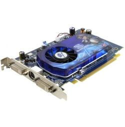 Video Card PCI-E RADEON HD2600Pro 256Mb