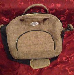 Bag for moms (for wheelchairs) Verdi