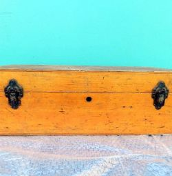 Box d / hunters, fishermen tools USSR