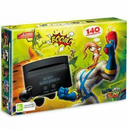 Sega 140 ігор всередині 2 джойстика