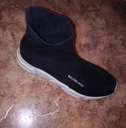 șosete pantofi sport