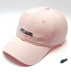 Șapcă de baseball Tommy Hilfiger Line (roz)