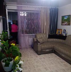 Apartment, 1 room, 37.4 m²