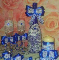 Set de nunti disponibile!