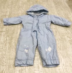 Overalls for children, 74-80