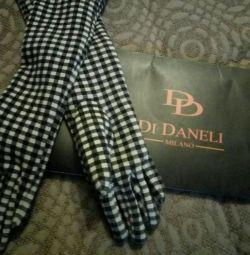 Довгі рукавички